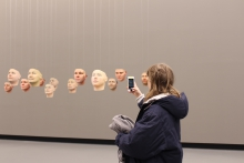 A Becoming Resemblance by Heather Dewey-Hagborg and Chelsea E. Manning