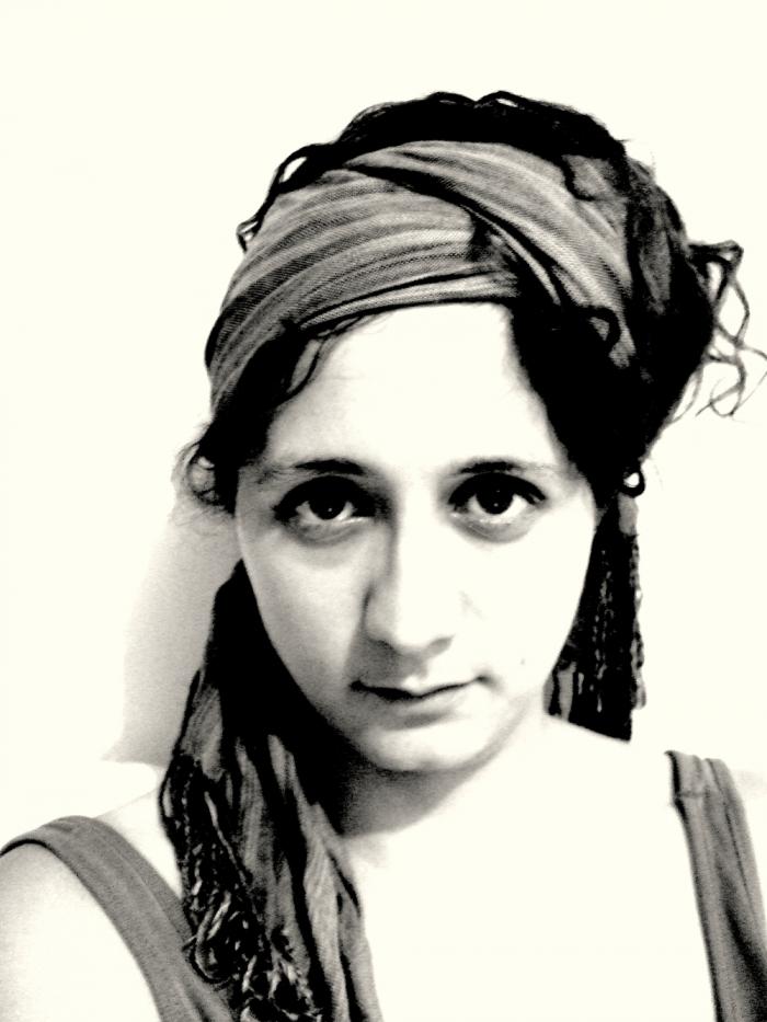 Portrait of Nadia Idle