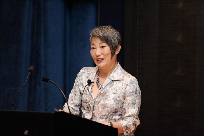 Portrait of Lisa Nakamura