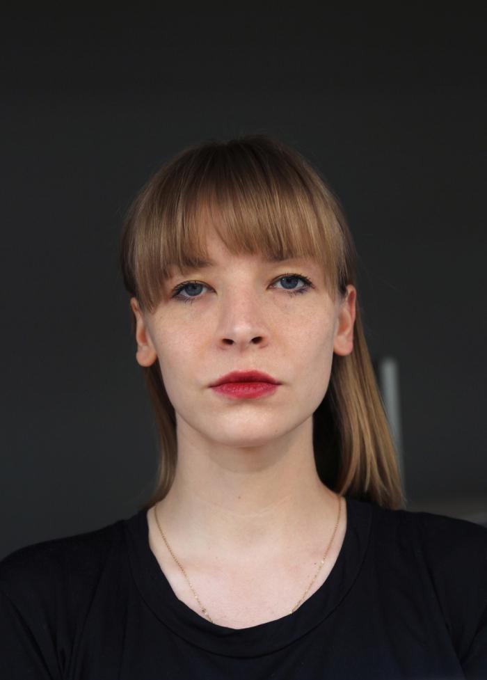 Portrait of Agnieszka Polska