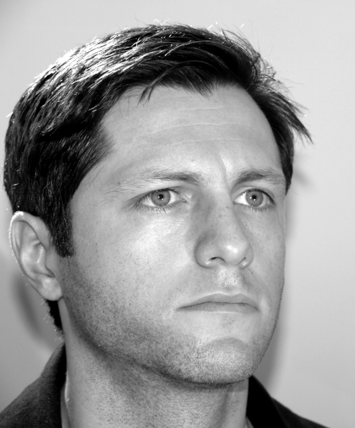 Portrait of Nick Thurston