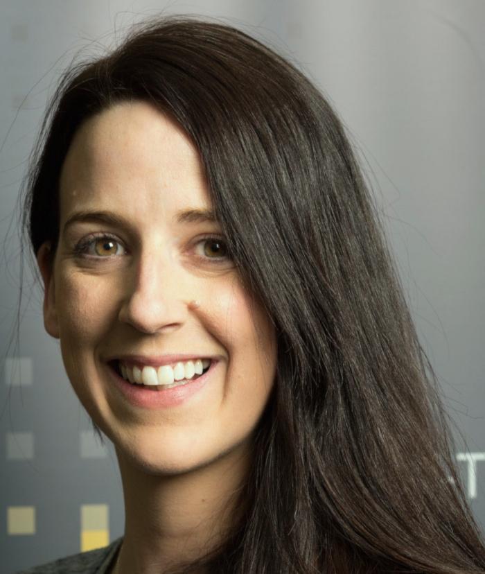 Portrait of Rachel O'Dwyer