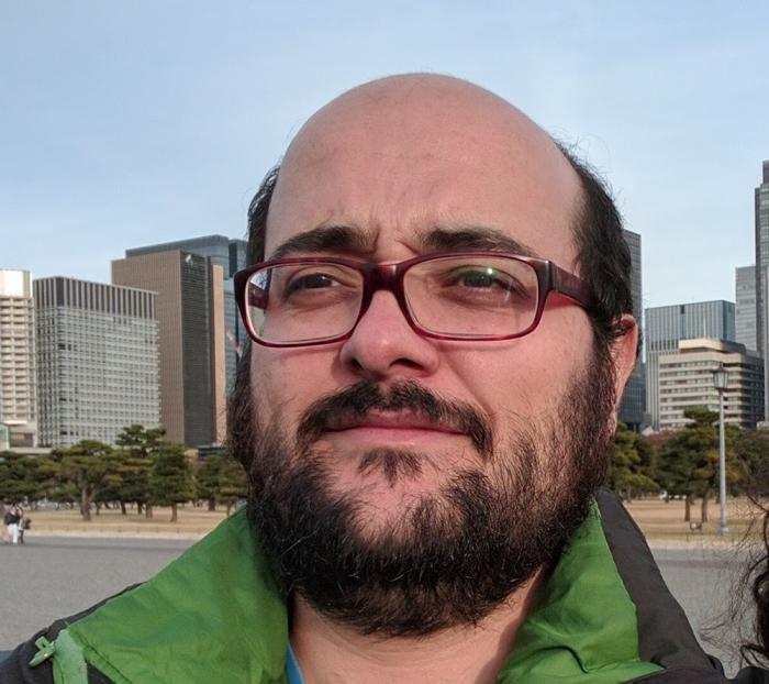 Portrait of Martín Nadal